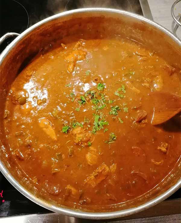 Einfaches Gumbo von Userin nachgekocht nach einem Rezept von Taste of Travel | www.tasteoftravel.at