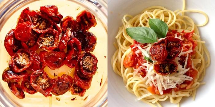 Halbgetrocknete Tomaten einfaches Rezept von Tasteoftravel.at