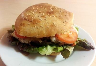 Burgerbrot von User nachgekocht