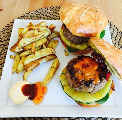 Burgerbrot von Userin nachgekocht