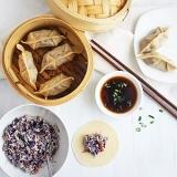 Vegetarische Dumplings Rezept
