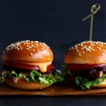Veggie Sliders – Mini-Burger