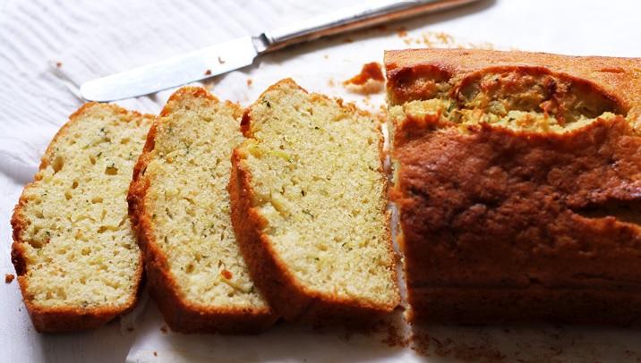 Zucchini Bread Rezept Zucchinikuchen