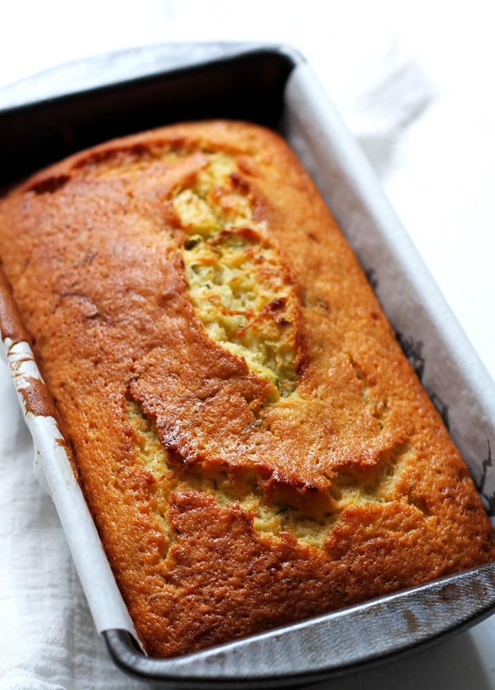 Zucchini Bread einfaches Rezept