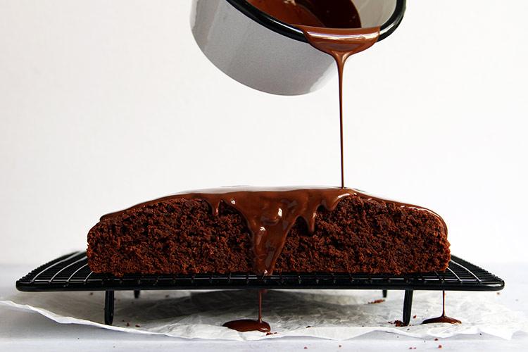 Zucchini Schokolade Kuchen Rezept