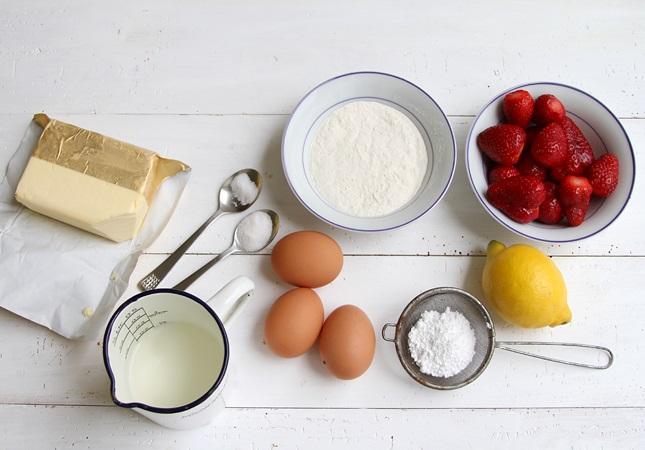 Rezept für Dutch Baby (Ofenpfannkuchen)