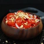 Burmesischer Tomatensalat