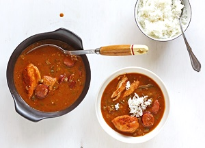 Louisiana Gumbo für derStandard.at